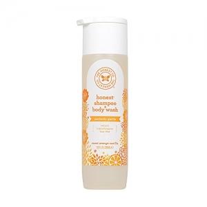ihocon: Honest Shampoo & Body Wash, Perfectly Gentle Sweet Orange Vanilla, 10 Ounce