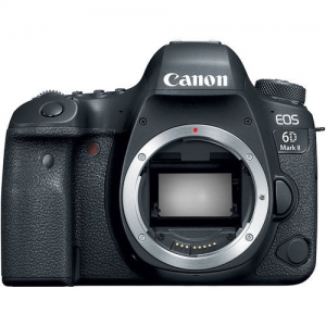 [今日特賣] Canon EOS 6D Mark II Digital SLR Camera (機身 Only) $1,049.99免運(原價$1,999, 47% Off)
