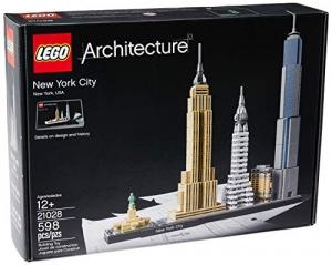 ihocon: LEGO Architecture New York City 21028, Skyline Collection, Building Blocks
