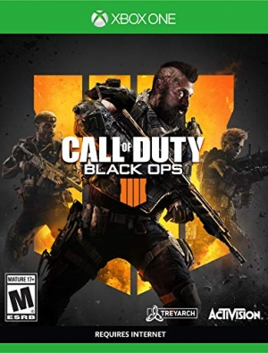 Call of Duty: Black Ops 4 – Xbox One Standard Edition $34.99免運(原價$59.99, 42% Off)