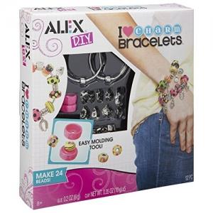 ihocon: ALEX Toys DIY Wear I Heart Charm Bracelets兒童手鍊