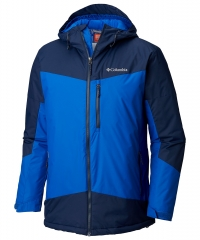 ihocon: Columbia Men's Wister Slope Insulated Jacket男士夾克-多色可選