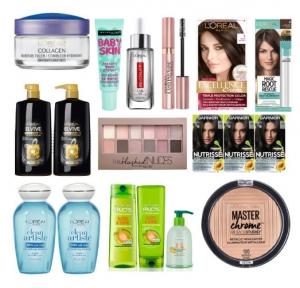 Amazon: 美妝, 保養及美髮用品 滿$30減$10
