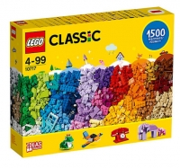 ihocon: LEGO Classic 10717 Bricks Bricks Bricks 1500 Piece Set