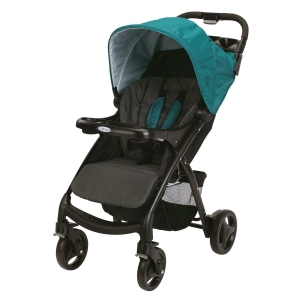 ihocon: Graco Baby Verb Click Connect Stroller - Sapphire嬰兒推車