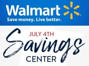[7/4國慶特賣] Walmart: 超多商品在特價