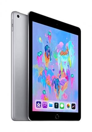 ihocon: Apple iPad (Wi-Fi, 128GB) - Space Gray (Latest Model)