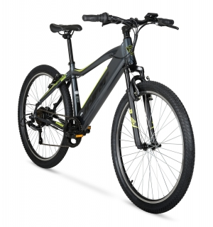 ihocon: Hyper E-ride Electric Hybrid Bike, 26 Wheels, 36 Volt Battery, 20+ Mile Range 電動自行車
