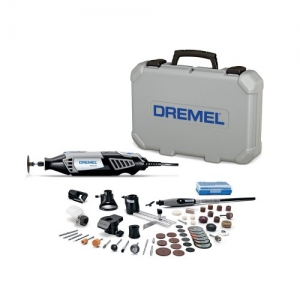 ihocon: Dremel 4000-6/50 120-Volt Variable-Speed Rotary Tool with 50 Accessories旋轉打磨,拋光機 + 配件