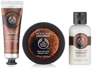 ihocon: The Body Shop Coconut Beauty Bag
