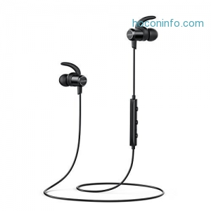 ihocon: Anker SoundBuds Headphones 藍芽無線麥克風耳機