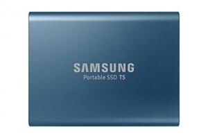 ihocon: Samsung T5 Portable SSD - 500GB - USB 3.1 External SSD (MU-PA500B/AM)固態硬碟