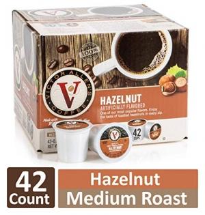 Hazelnut for K-Cup Keurig 咖啡膠囊 42個 $10.75(原價$11.94)