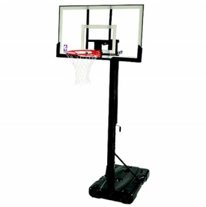 ihocon: Spalding NBA Portable Basketball Hoop with 54 Polycarbonate Backboard - Walmart.com