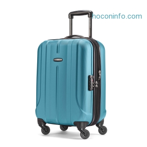 Samsonite Fiero Spinner Luggage, 20″ – 多色可選 $79.99免運(原價$180, 56% Off)