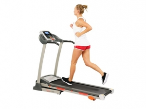 ihocon: Sunny Health & Fitness SF-T4400 Treadmill 跑步機