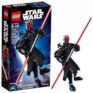 ihocon: LEGO Star Wars樂高星球大戰 Darth Maul 75537 Building Kit (104 Piece)