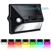 ihocon: EECOO LED Waterproof Motion Sensor Solar Lights