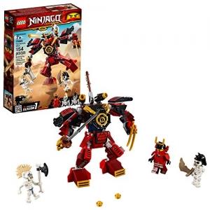[2019年新品] LEGO Ninjago Legacy Samurai Mech 70665 (154 Piece) $11.99(原價$14.99, 20% Off)