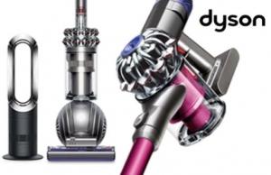 Dyson吸塵器, 風扇, 吹風機 特價再8折