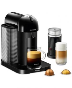 ihocon: Nespresso by Breville VertuoLine Espresso Coffee Machine with Aeroccino 義式濃縮咖啡機