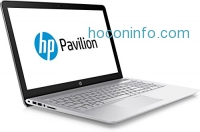 ihocon: HP Pavilion 15-cd001ds 15.6 Touchscreen Notebook PC - AMD Dual-Core A6-9220 APU 2.5GHz, 4GB, 1TB HDD, DVDRW, Radeon R5 Graphics, Full-size Island-Style Backlit Kybd, Windows 10 Home