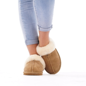 ihocon: Bearpaw Women's Loki II Slipper Shoes 女士毛毛室內拖鞋