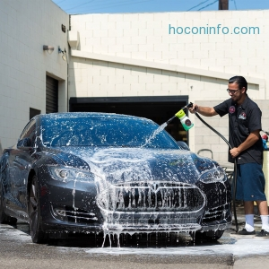 ihocon: Chemical Guys CWS_110 Honeydew Snow Foam Car Wash Soap and Cleanser (1 Gal)洗車皂