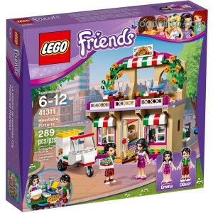 ihocon: LEGO Friends Heartlake Pizzeria 41311 Toy for 6-12-Year-Olds