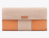 ihocon: Tory Burch BLOCK-T TRAVEL CLUTCH