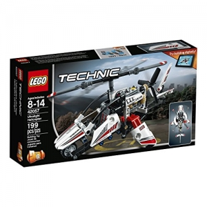 ihocon: LEGO樂高 Technic Ultralight Helicopter 42057 超輕型直升機 Advance Building Set