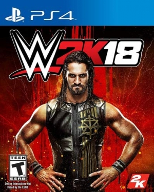 ihocon: WWE 2K18 Standard Edition for PlayStation 4