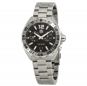 ihocon: Tag Heuer Formula 1 Black Dial Men's Watch WAZ111A.BA0875 泰格豪雅男錶