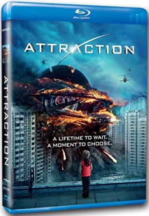 Attraction [Blu-ray] $11.99(原價$29.98, 60% Off)