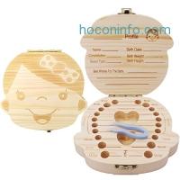 ihocon: PAMBO Tooth Fairy Box Keepsake For Girls乳齒留念盒