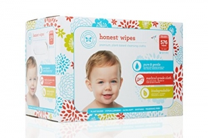 ihocon: The Honest Company Honest Company Baby Wipes, Fragrance Free, Classic, 576 Count 無香精嬰兒濕巾