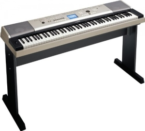 ihocon: Yamaha YPG-535 88-Key Portable Grand Piano with Stand and Power Adapter 88鍵便攜式電鋼琴, 含琴架