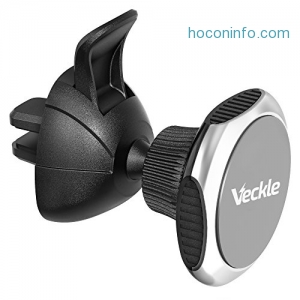 ihocon: Veckle Air Vent Magnetic Car Phone Holder汽車磁性手機固定器