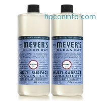 ihocon: MRS MEYERS Multi-Surface Concentrate, Bluebell, 32 Fluid Ounce (Pack of 2)