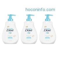 ihocon: Baby Dove Tip to Toe Wash, Rich Moisture 13 oz, 3 Pack