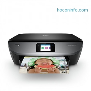 ihocon: HP ENVY Photo 7155 All in One Photo Printer with Wireless Printing, Instant Ink ready (K7G93A)