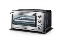 ihocon: Toshiba MC25CEY-SS Mechanical Oven小烤箱