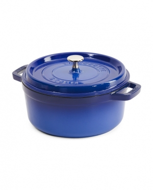 ihocon: STAUB Made In France 4qt Round Cocotte