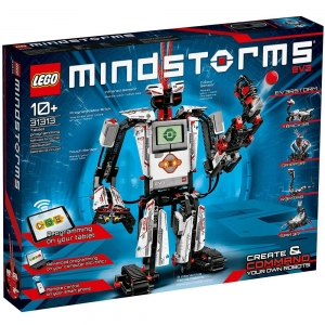 ihocon: LEGO樂高 MINDSTORMS EV3 31313 Robot Kit with Remote Control (601 pieces)編程機器人