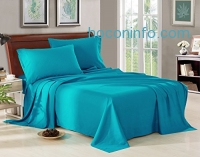 ihocon: Honeymoon 1800 Brushed Microfiber Bed Sheet Set, Queen
