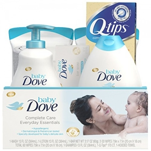 ihocon: Baby Dove Complete Care Everyday Essentials, Gift Set 7 pc嬰兒禮盒