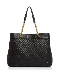 ihocon: Tory Burch Fleming Quilted Leather Tote