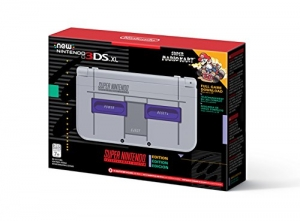 ihocon: Nintendo New 3DS XL - Super NES Edition + Super Mario Kart for SNES