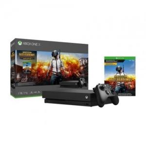 Xbox One X 1TB PUBG Console Bundle – Digital Download of PUBG included $359.99免運(原價$449, 20% Off)