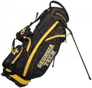 ihocon: Team Golf NCAA Fairway Golf Stand Bag, Lightweight高爾夫球袋